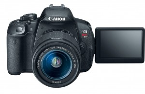 Canon EOS 700D (EOS Rebel T5i) Digital Camera