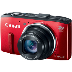 Canon PowerShot SX280 HS Digital Camera