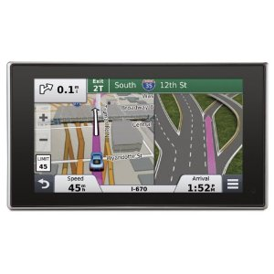 Garmin nuvi 3597LMTHD Portable Bluetooth Vehicle GPS