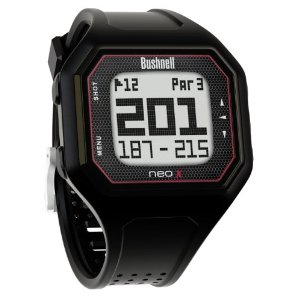 Bushnell NEO-X Golf GPS Rangefinder Watch