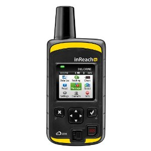 DeLorme inReach SE AG-009871-201 Two-Way Satellite Communicator with GPS