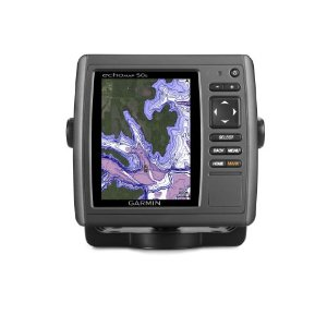 Garmin echoMAP 50s GPS without Transducer