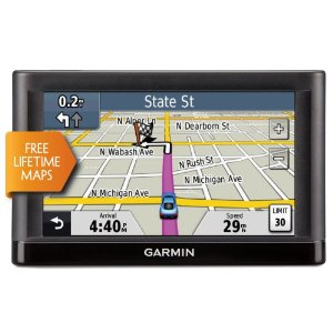 Garmin nuvi 54LM Portable Vehicle GPS