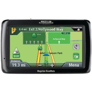 Magellan RoadMate 5045-LM 5-Inch Widescreen Portable GPS