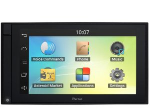 Parrot Asteroid SMART Digital Media Receiver with Navigation