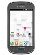 Samsung Galaxy Exhibit T599 Smartphone