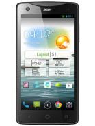 Acer Liquid S1 Smartphone