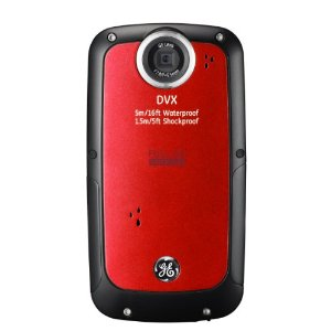 GE DVX-VR3 1080P Pocket Video Camera
