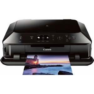 Canon PIXMA MG5420 Wireless Color Photo Printer