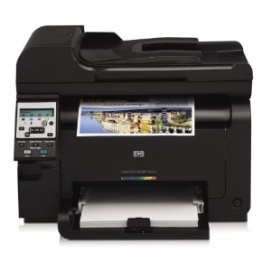 Hewlett Packard Laserjet CE866A Wireless Color Printer