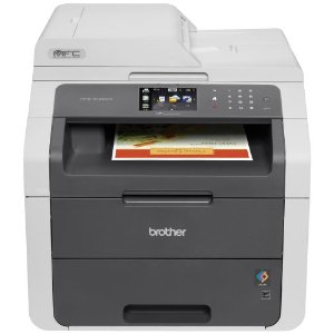 Brother MFC9130CW Wireless All-In-One Color Printer