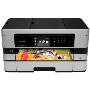 Brother MFCJ4710DW Wireless Color Inkjet All-in-One Printer