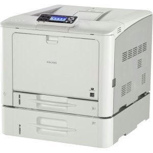Ricoh Aficio SP C730DN Color LED Printer