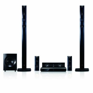 LG BH9431PW 3D Blu-Ray Theater System