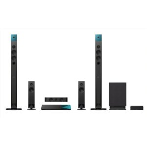 Sony BDV-N8100W 5.1 Channel 3D Blu-ray Disc Home Theater System