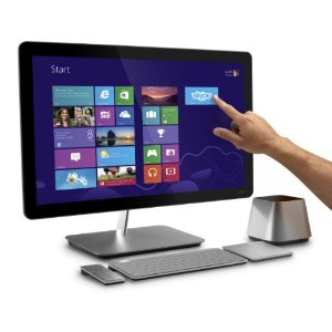 Vizio CA27T-B1 All-in-One Touchscreen Desktop