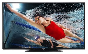 Sharp LC-60LE757 60-in 1080p Smart LED 3D HDTV