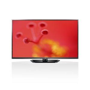 LG 50PN6500 50-Inch 1080p 600Hz Plasma HDTV