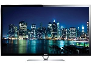Panasonic VIERA TC-P65ZT60 65-In 1080p 3D Smart Plasma TV