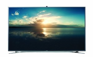 Samsung UN55F9000 55-In 4K Ultra HD 3D Smart LED TV