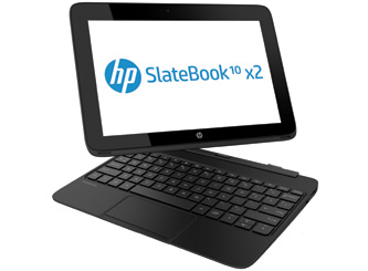 HP SlateBook x2 Tablet