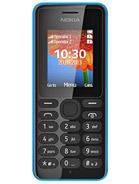 Nokia 108 Dual SIM Cellphone
