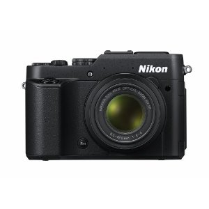 Nikon COOLPIX P7800 12.2 MP Digital Camera