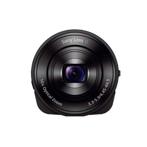 Sony Cyber-shot DSC-QX10 Smartphone Attachable Lens-Style Camera