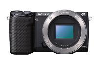 Sony Alpha NEX-5T Digital Camera - Body Only