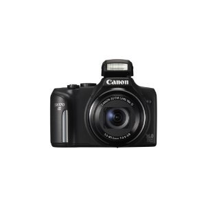 Canon PowerShot SX170 IS 16.0 MP Digital Camera