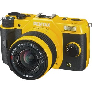 Pentax Q7 12.4MP Compact System Camera