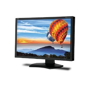 NEC MultiSync PA242W-BK Desktop Monitor