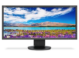 NEC MultiSync EA294WMi IPS LED Monitor