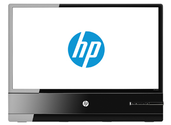 HP x2401 LED-Lit Monitor