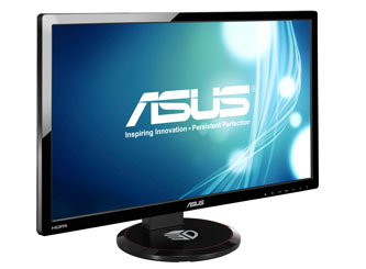 Asus VG278HE LED-lit LCD Monitor