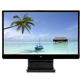 Viewsonic VX2770Smh-LED 27-In LED Monitor