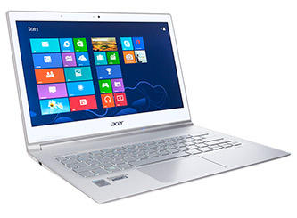 Acer Aspire S7-392-6411 13.3-Inch Touchscreen Ultrabook