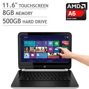 HP Pavilion TouchSmart 11z Laptop