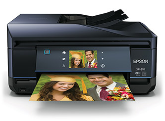 Epson Expression Premium XP-810 Small-in-One Printer
