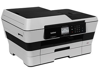 Brother MFC-J6920DW Color Inkjet Multi-Function Printer