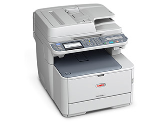 OKI MC362w Printer