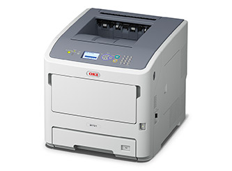 OKI B731dn Workgroup Mono Printer