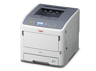 OKI B721dn LED Printer