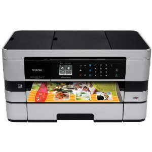 Brother BusinessSmart MFC-J4610DW Wireless Color Photo Printer