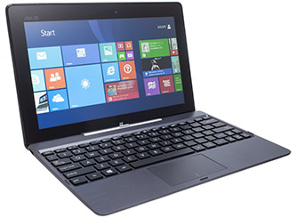 ASUS Transformer Book T100TA-C1-GR 10.1-Inch Convertible Laptop