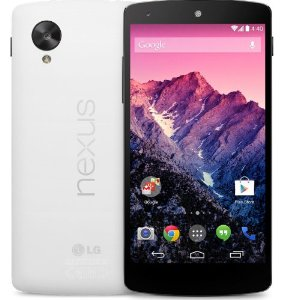 LG Google Nexus 5 16 GB (White) Smartphone