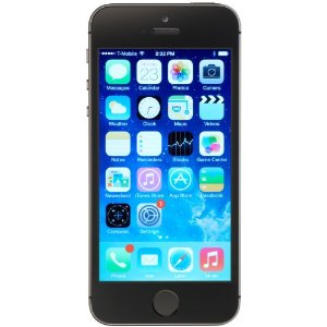 Apple iPhone 5s 64GB (Space Gray) - Unlocked
