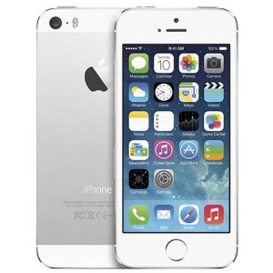 Apple iPhone 5s 64GB (Silver) - Unlocked