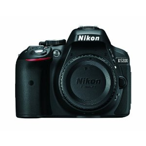 Nikon D5300 24.2 MP CMOS Digital SLR Camera with 18-140mm lens