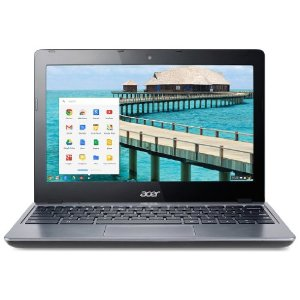 Acer C720 Chromebook  (11.6-Inch, Haswell micro-architecture, 4GB)